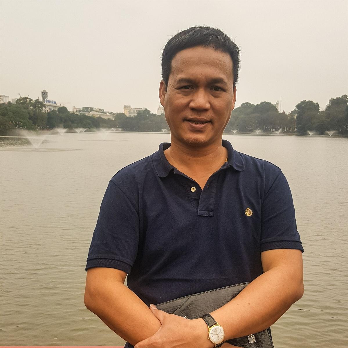 <p>NSUT Nguyễn Hoàng Bảo Khánh</p>  <p>Phó trưởng đoàn Diễn viên I</p>